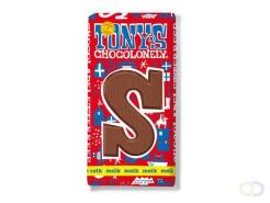 Tony's Chocolonely Melk S 180gr