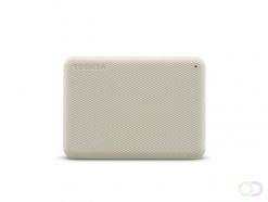 Toshiba Canvio Advance externe harde schijf 1000 GB Wit