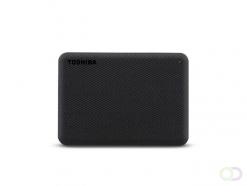 Toshiba Canvio Advance externe harde schijf 1000 GB Zwart