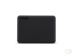 Toshiba Canvio Advance externe harde schijf 4000 GB Zwart