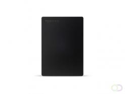 Toshiba Canvio Slim externe harde schijf 2000 GB Zwart