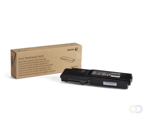 XEROX WC6655 tonercartridge zwart high capacity 11.000 paginas 1-pack